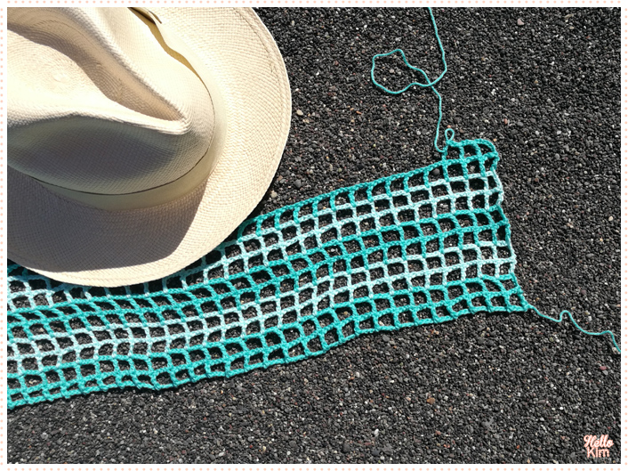 Shopping bag de Twoofwands au crochet