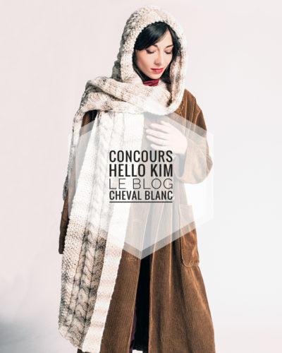Concours Cheval Blanc x Hello Kim