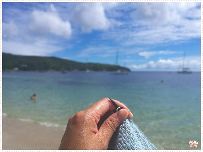 Tricot à la Grande Anse d'Arlet