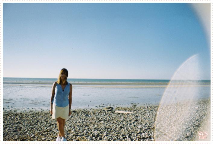 Normandie, photo argentique