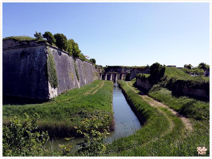 Citadelle du Château d'Oléron