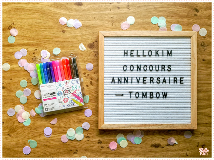 concours Tombow