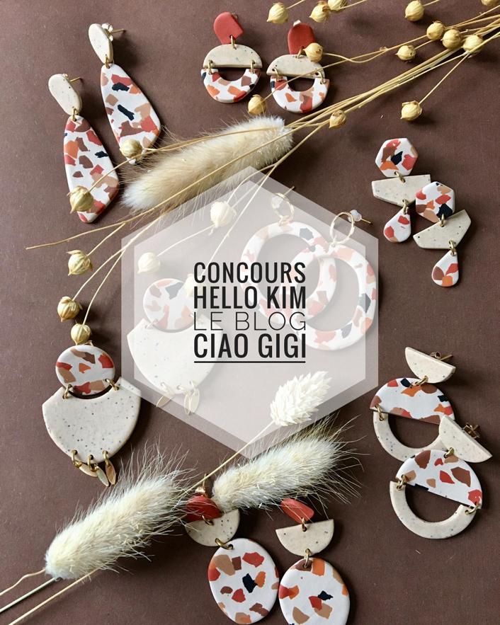Concours Ciao Gigi x Hello Kim