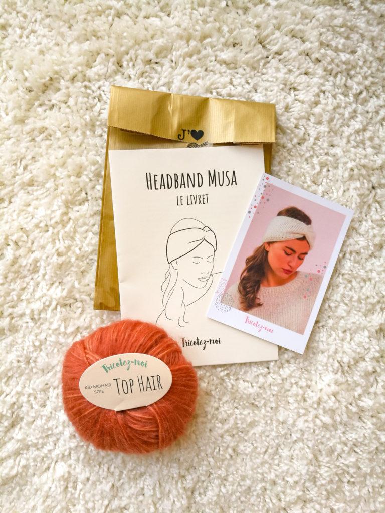 Headband Musa kit