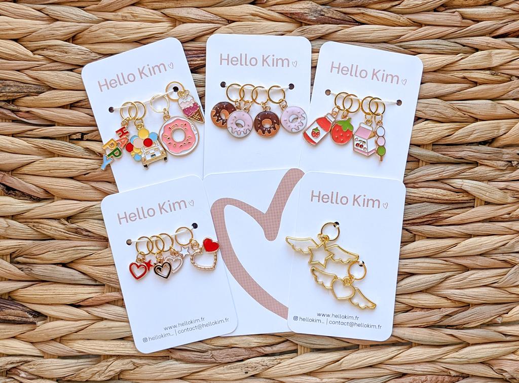 Choix de lots concours anniversaire Hello Kim 2021