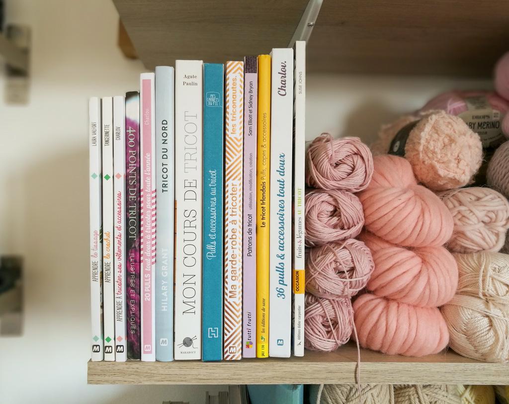 Astuce : utiliser des livres pour structurer