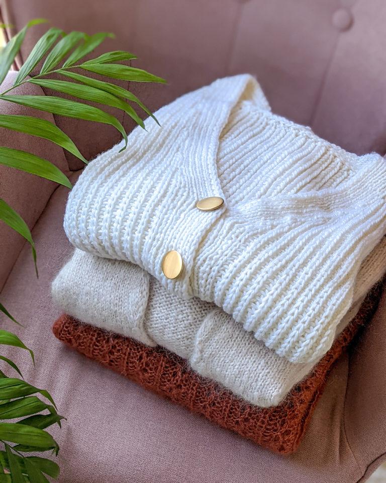 Premiers tricots de 2021